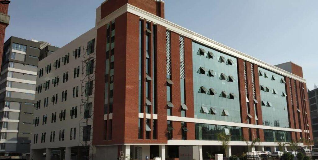 Office for Rent in Vadodara at Notus IT Park