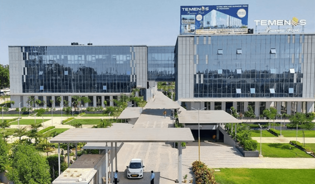 Office for Rent in Vadodara at Temenos Business Park