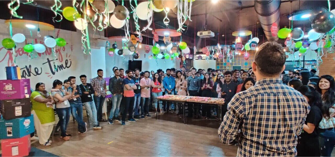 DevX Collab Station- In-house Application Launch Celebration