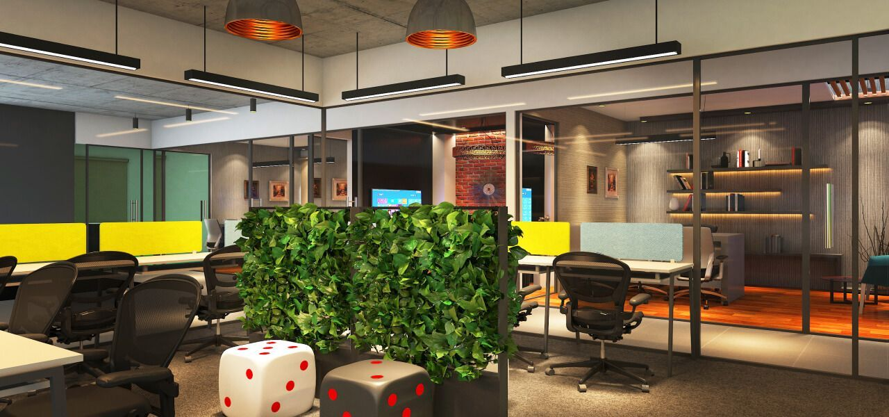Transform your space into a green working space!